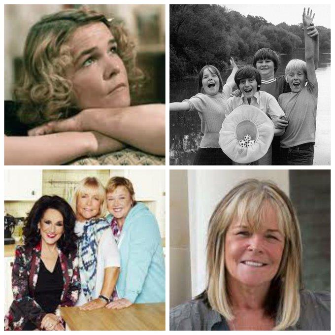 Linda Robson is 59 today, Happy Birthday Linda!