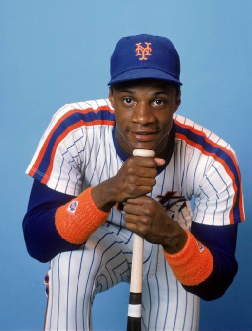 Happy 55th birthday to the one and only, Darryl Strawberry!