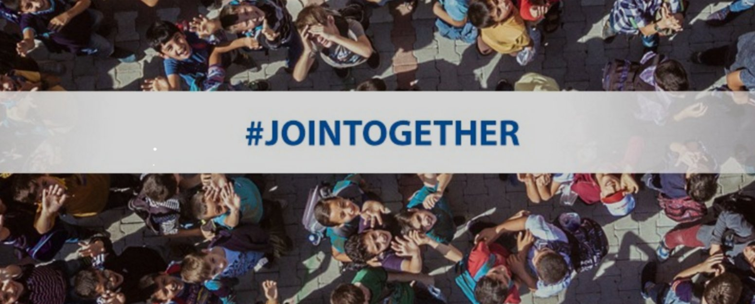 """Sharing small stories of solidarity"" — see the new UN publication on @Medium. #JoinTogether https://t.co/oRGj9rqAv5 https://t.co/jefNm35QPx"