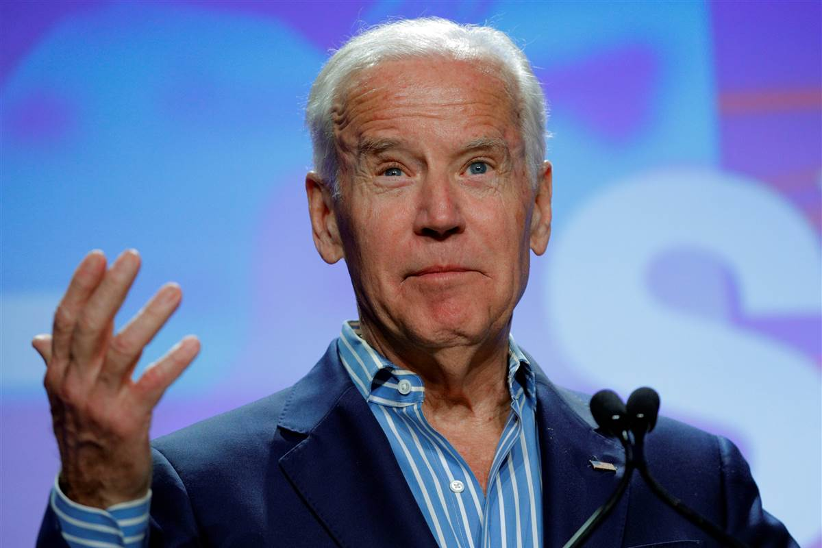 "At SXSW, former VP Joe Biden takes on cancer, the ""only bipartisan thing"" left"