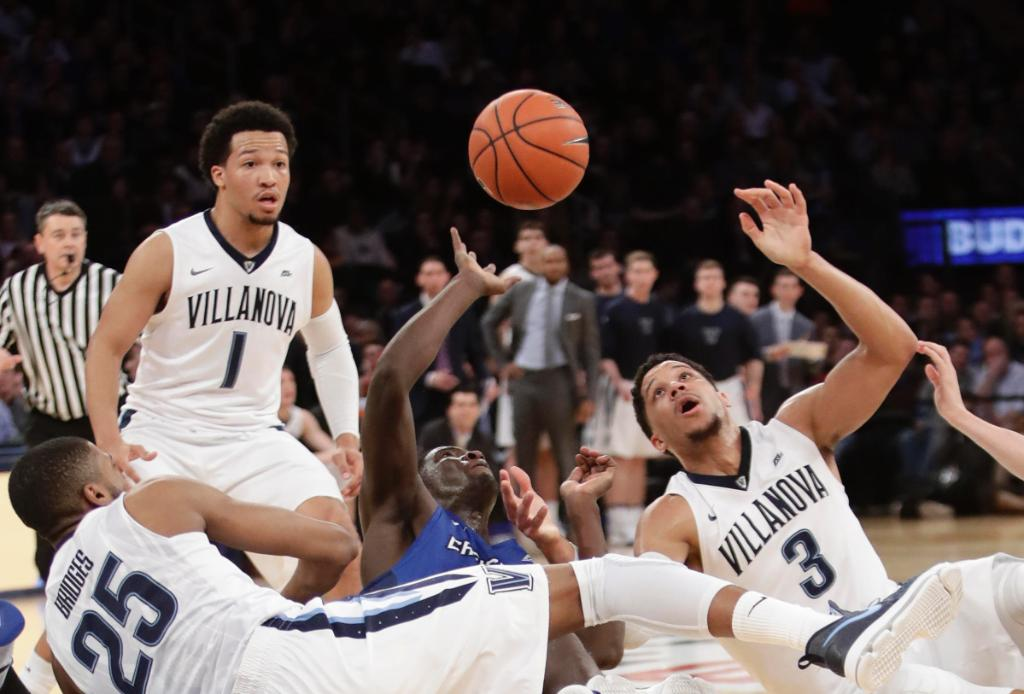 Villanova snags No. 1 overall seed in NCAA Tournament