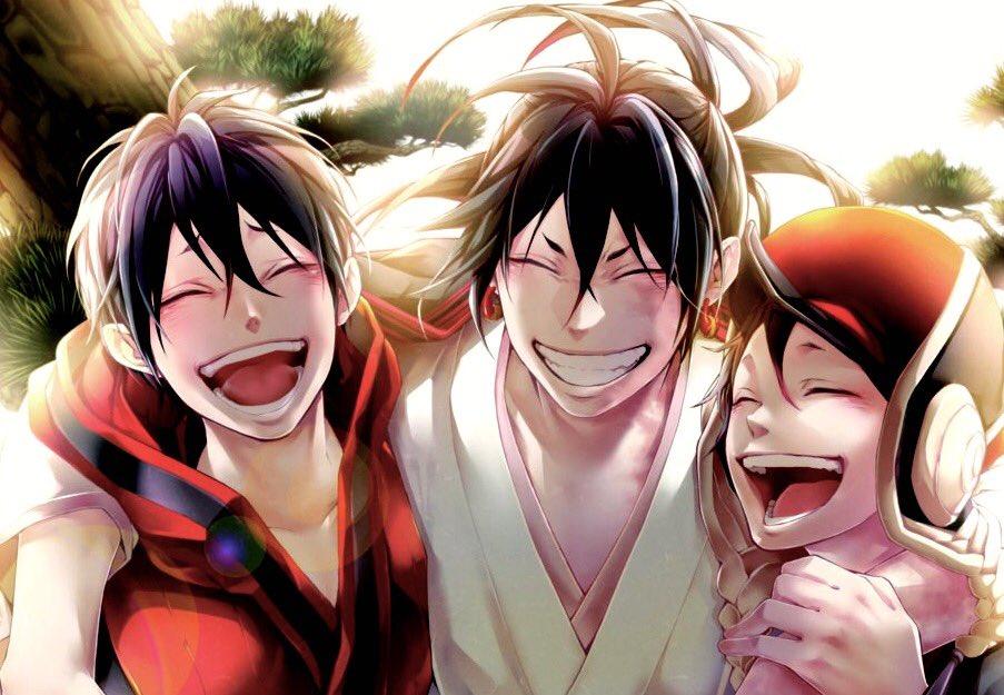 …と、いう訳で、「曇天に笑う<外伝>」アニメ化決定です!!!!!!ファンの皆様の後押しのお陰と感謝多謝です!