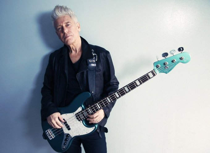 Happy birthday Adam Clayton!