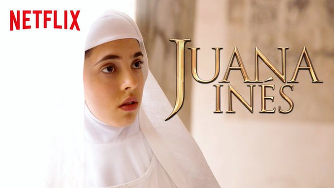I'm so beyond obsessed with this show! #JuanaInés 🙏🏼❤️ https://t.co/GgYr20t335