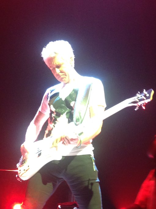 Happy birthday Mr Adam Clayton!