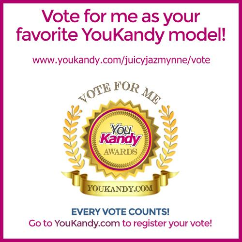 YouKandy Model of the Month - Vote for me! https://t.co/L25nC7WHBw https://t.co/tJq8XMBX9R