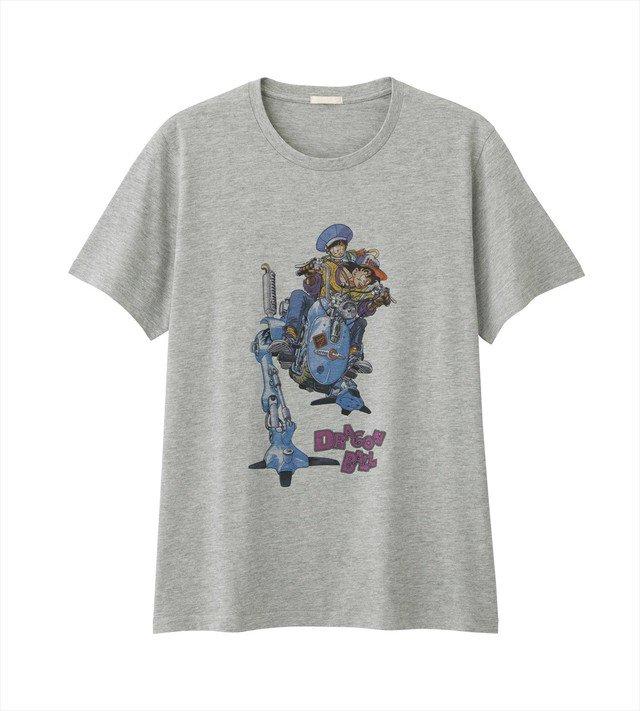 「ドラゴンボール」×GU、扉絵や単行本の表紙がTシャツに