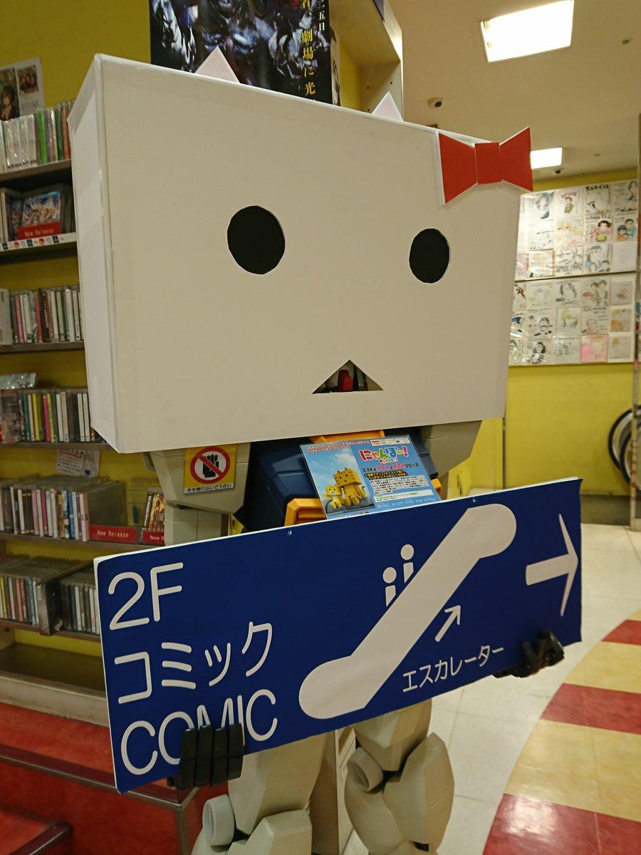 【別館M2階DVDCD】NHKのEテレにて絶賛放映中の『にゃんぼー』DVDが3/24に発売決定! 不思議な生き物にゃんぼ