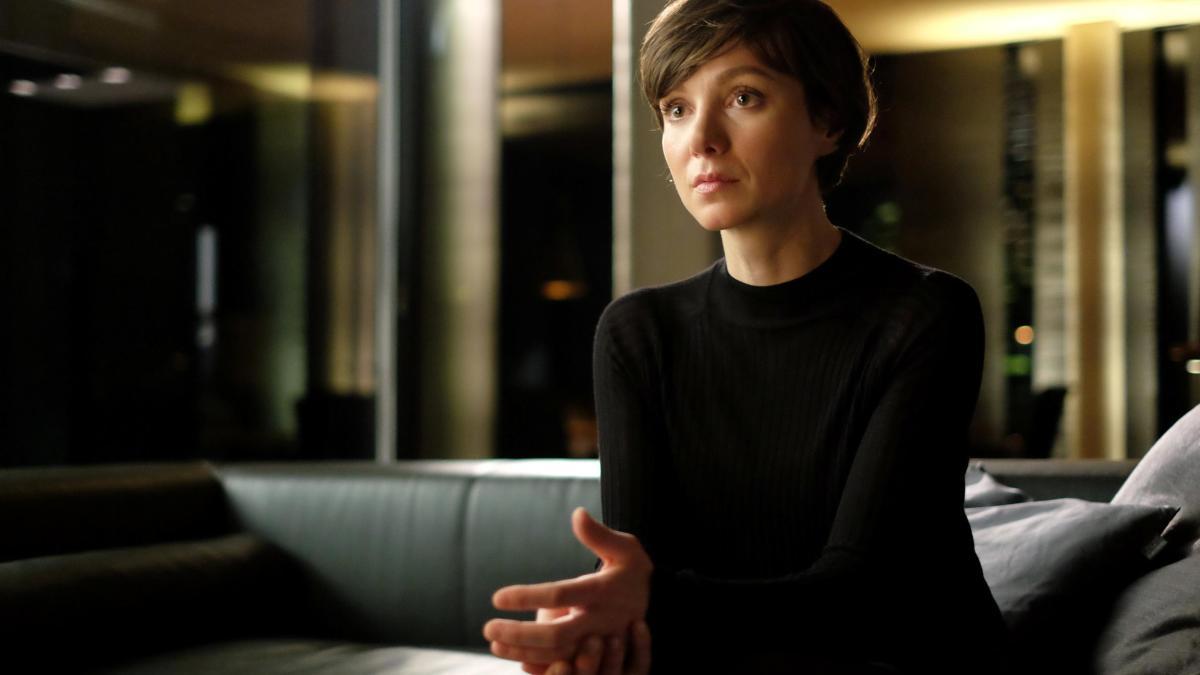 Julia koschitz: die tv-schauspielerin, die gar keine sätze