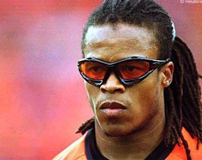 Happy 44th birthday to Edgar Davids, Dutch football genius of the 90s and early 2000s