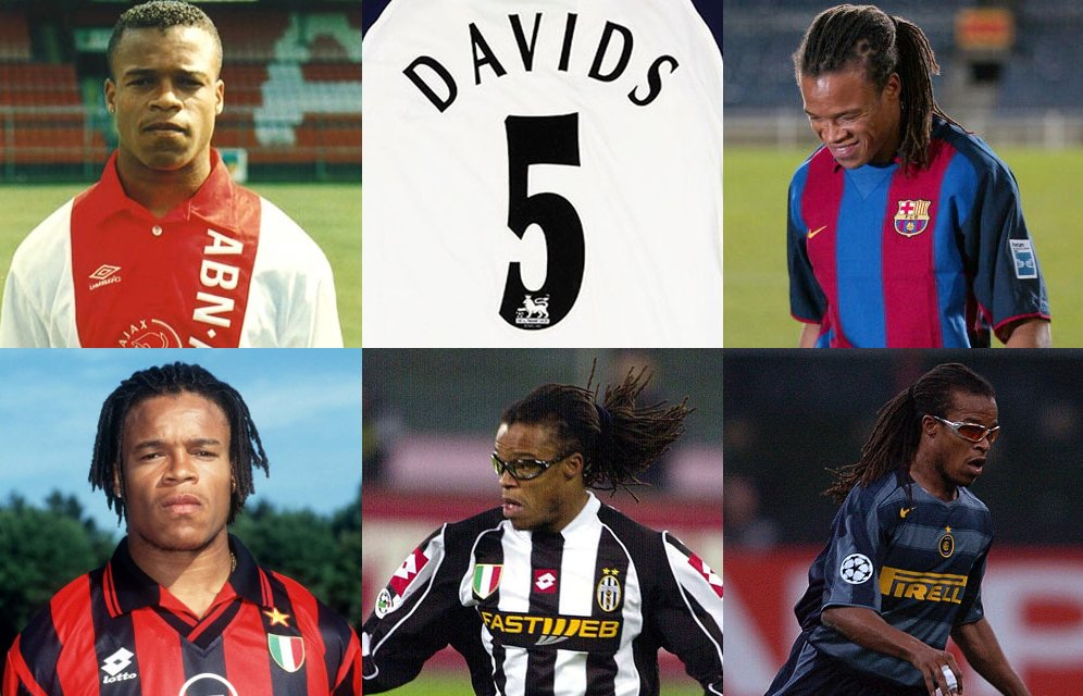 Happy Birthday Edgar Davids