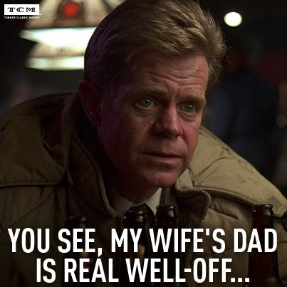 Happy Birthday to William H. Macy, who is 67 today. What\s the film?