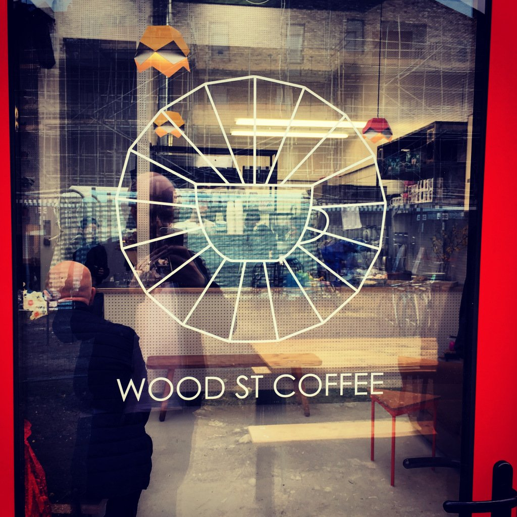 Wood Street Coffee London's most secret cafes