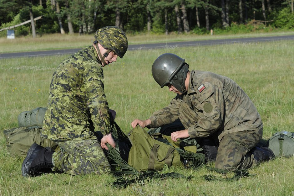 Canada's defence spending among the lowest in NATO, even after a small increase last year
