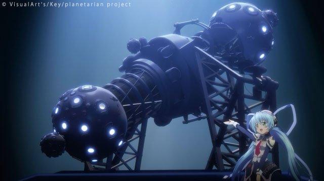 【planetarian情報】BDとプラネタリウムでゆめみちゃんに会える - アストロアーツ  さんから