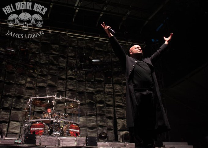 Happy Birthday David Draiman