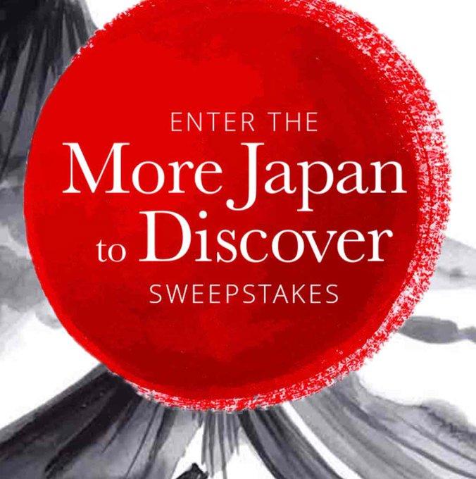 Japan World Heritage Sites Sweepstakes