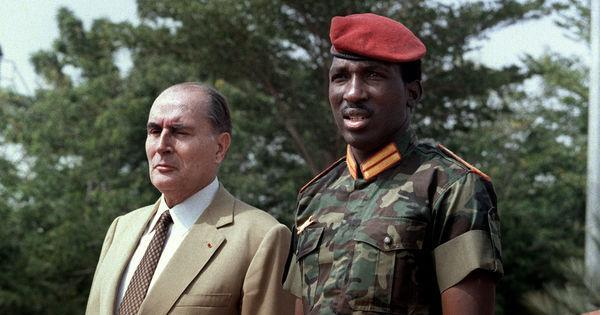 «Ouvrons les archives sur le meurtre de Thomas Sankara» https://t.co/AdWwNNbHrk