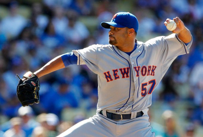 Happy Birthday, Johan Santana! The only pitcher in franchise history to toss a no-hitter turns 38 today.