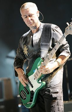 Happy Birthday Adam Clayton 56year old