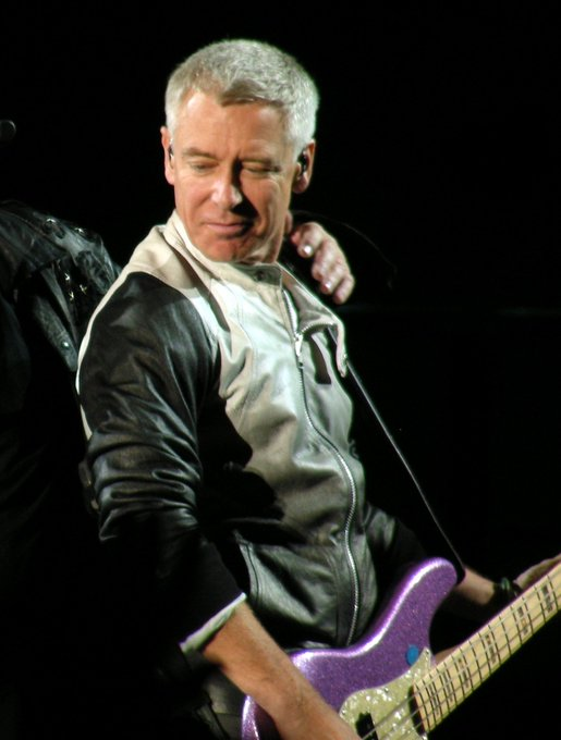 Happy Birthday Adam Clayton of