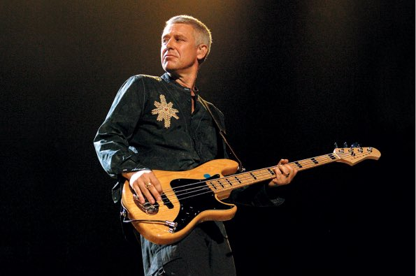 Happy birthday to our favorite bass player, Mr. Adam Clayton