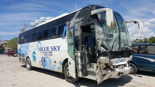Bus plows into parade crowd in Haiti, killing 38
