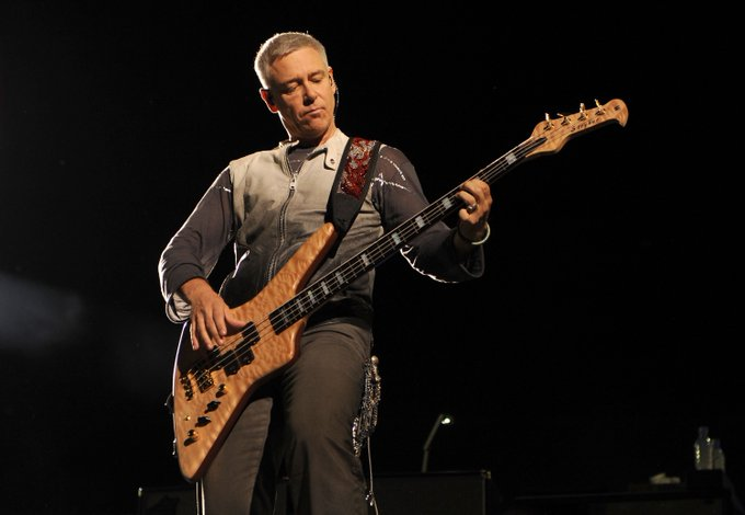 Happy birthday Adam Clayton! See what he told us about U2\s upcoming \Joshua Tree\ tour