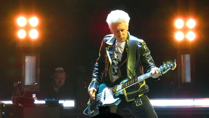 Happy 57th birthday to the one and only Adam Clayton!