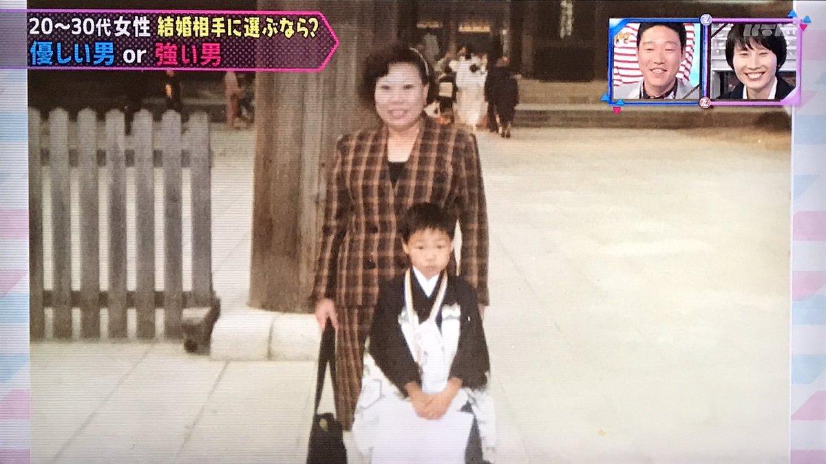 みやぞんさんのお母様提供なのか見た事の無い昔の写真がたくさん公開! あらぽんさんも写ってて嬉しい〜!😂  pic.twitter.com/IssTbimH8j