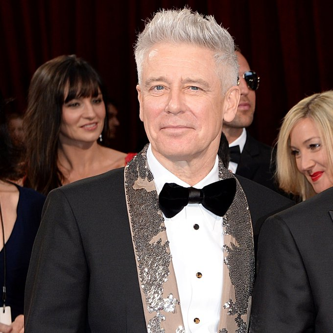 Many happy returns to bassist and GQ s Contributing Art Editor, Adam Clayton, on his 57th birthday.