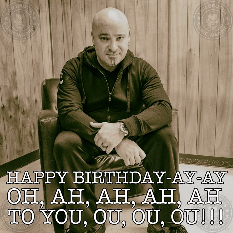 Happy Birthday David Draiman of