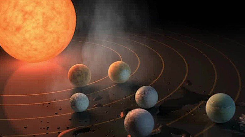 Belgian astronomers who found planetary system named it after beer