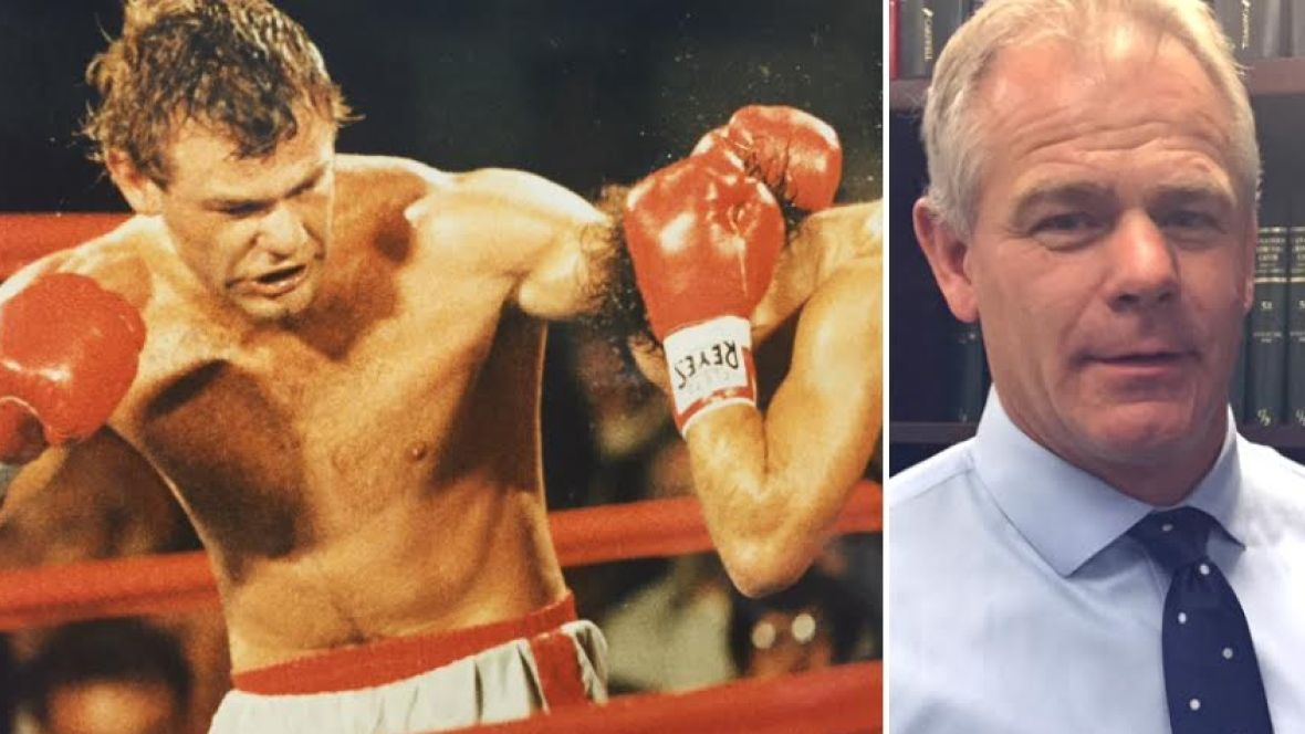Former Olympic boxer Willie deWit looks forward to new challenge as an Alberta judge