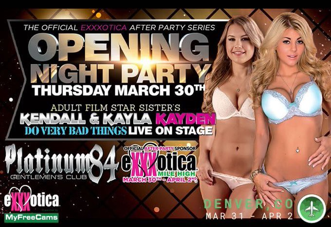 Thursday night at @COPlatinum84 🎉 come party with us 😉 https://t.co/jCymXHdRJD