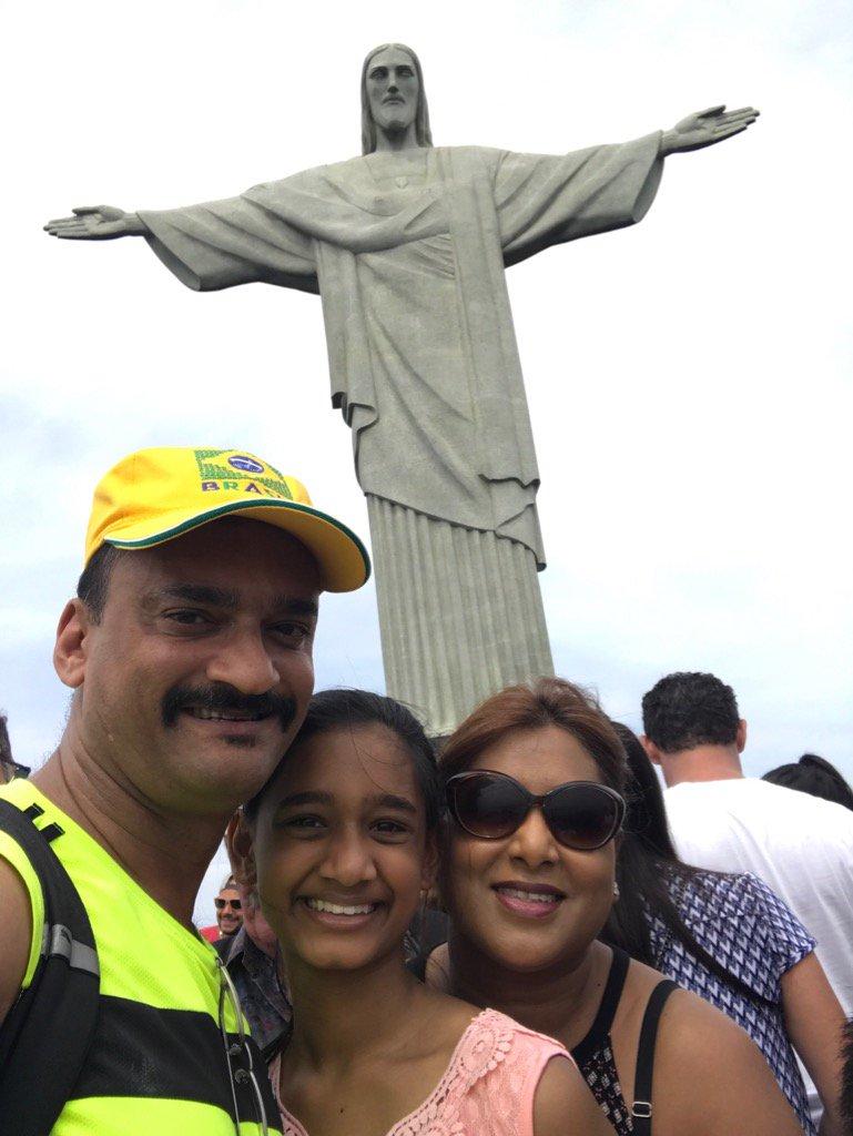 #RiodeJaneiro #christtheredeemer https://t.co/S0Yz6JpVFc