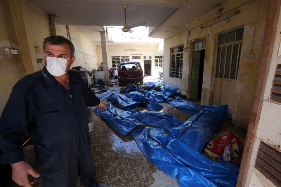 Civilian deaths from U.S.-led airstrikes on Mosul could be worst since 1991