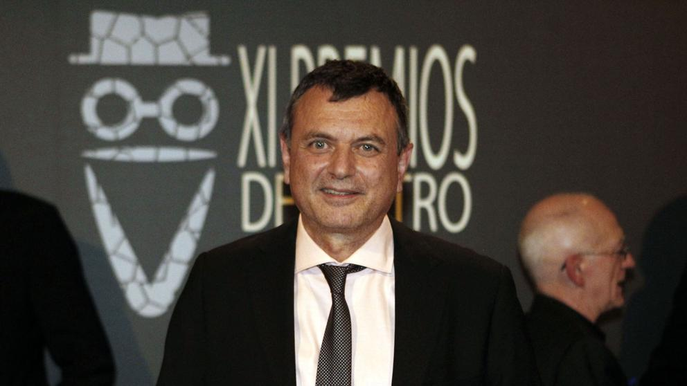 Ernesto Caballero se alza con el prestigioso premio Valle-Inclán de teatro https://t.co/bdxo5vFKHC https://t.co/vZAE8fI808
