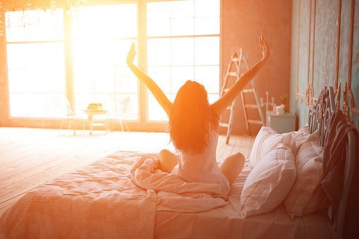 Start your day with this five-minute workout to wake up your body and your mind: https://t.co/BRqFTSxPTs
