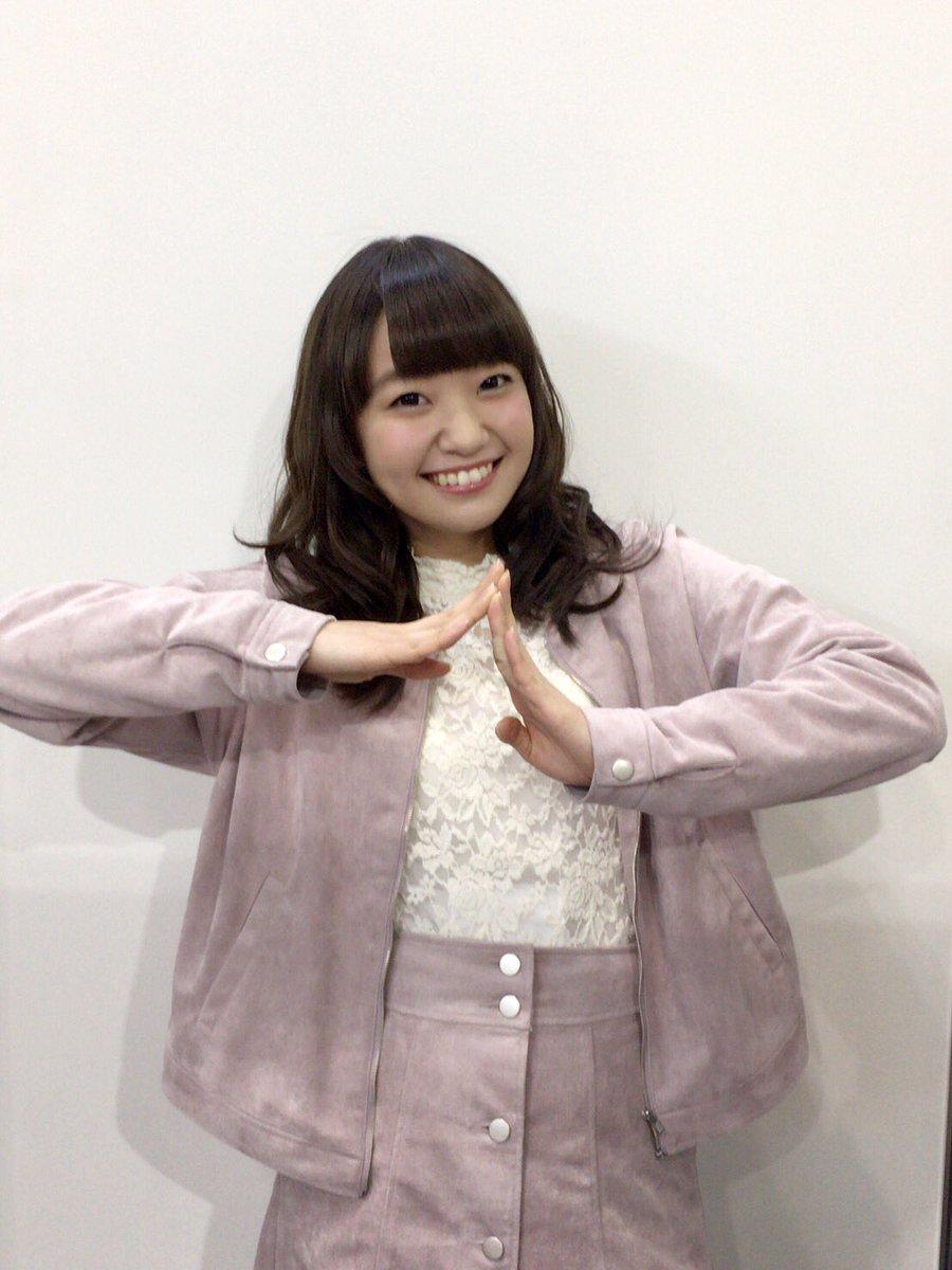 AnimeJapan2017『てさぐれ!旅もの その2』ステージありがとうございました。こはるんこと大橋さんの【て】写真