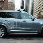 Uber has grounded its self-driving cars in Arizona after one was involved in an accident