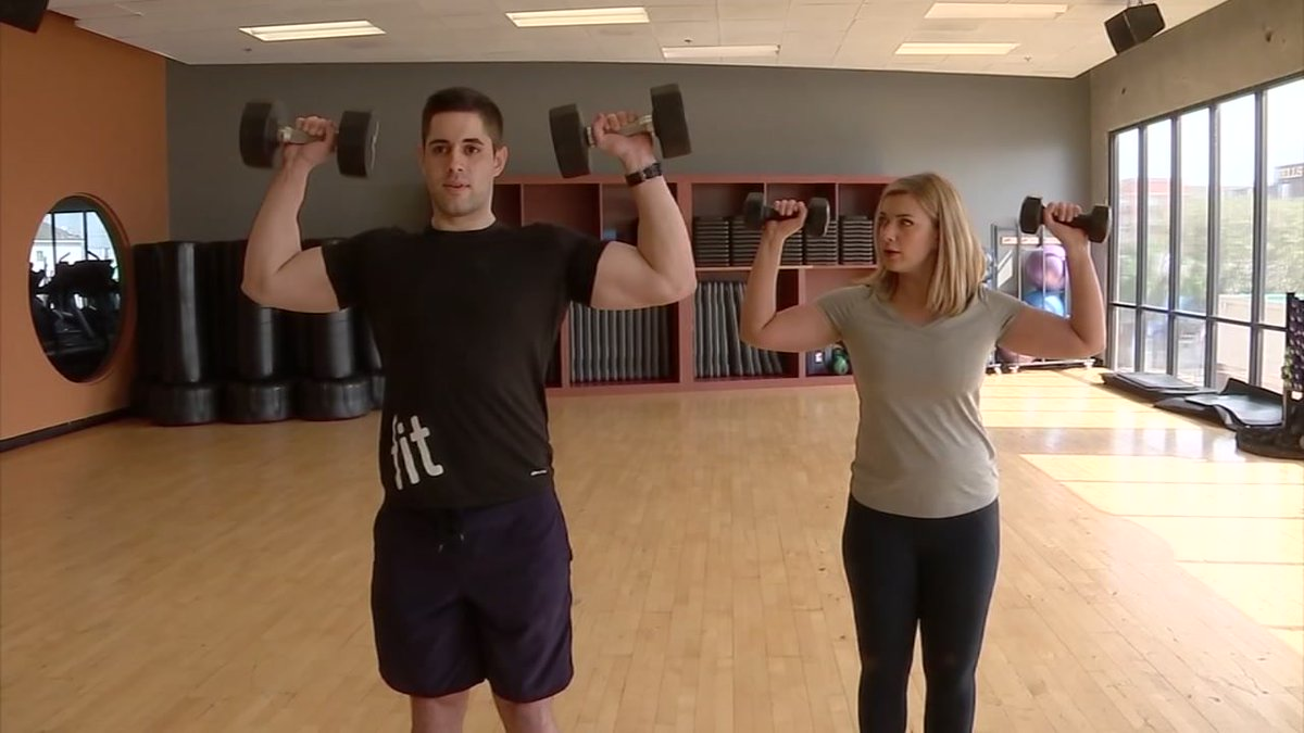 How to tone your shoulders before swimsuit season. #ABC13 https://t.co/ma88twlFut