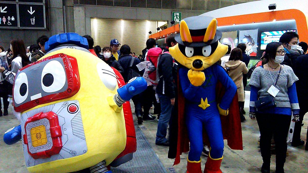 ゾロリとヘボット〜!!!