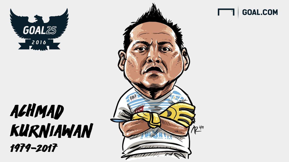 Goal 25 - Tribute To Achmad Kurniawan - https://t.co/StDSpP2GIg #Goal25 by #GOAL_ID via @c0nvey https://t.co/Z73Xzt0W6P