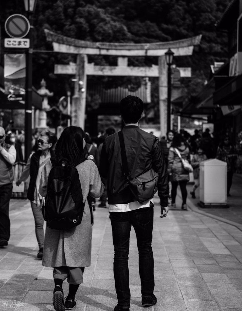 ずっと一緒。。#ファインダー越しの私の世界 #写真好きな人と繋がりたい #NIKON #モノクローム 縦写真です