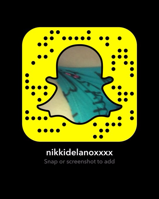 Check out my public Snapchat see my bts from my photoshoot today 🌟Nikkidelanoxxxx with 4xs https://t