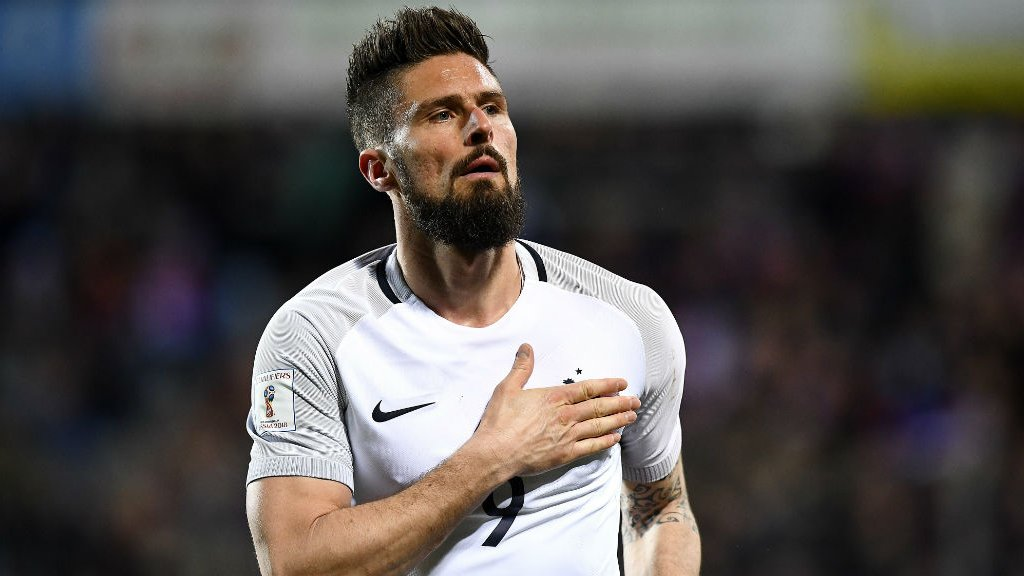 France ease past Luxembourg as Dutch slump to shock defeat in World Cup qualifier