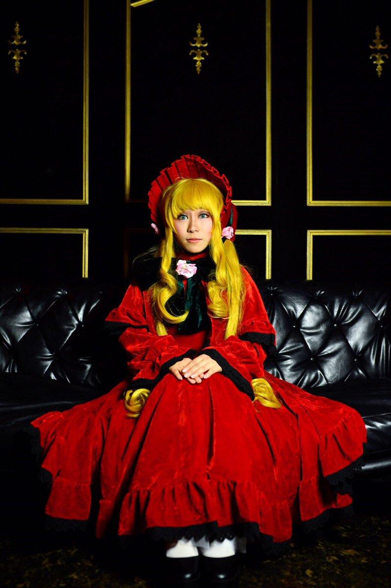 3/25ローゼンメーデン併せ『私は真紅。誇り高い、ローゼンメイデンの第五ドール。そして幸せな――あなたのお人形…』撮影者