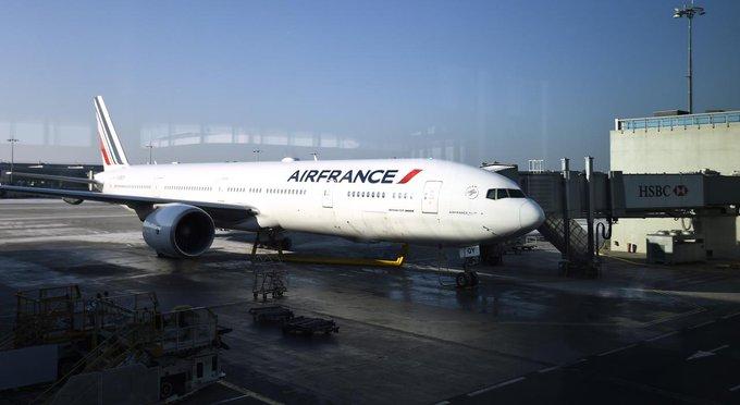 Air France annule ses vols vers la Guyane dimanche et lundi 👉https://t.co/vuDh8JTVE3