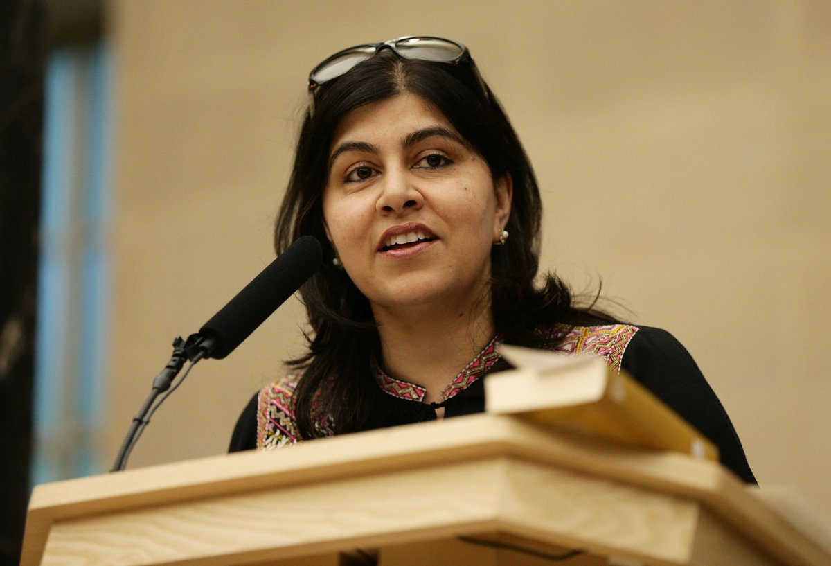 Baroness Warsi likens Michael Gove's views on Islam to Donald Trump's: https://t.co/adT3lw1t7n https://t.co/3bpJ3jMxcM